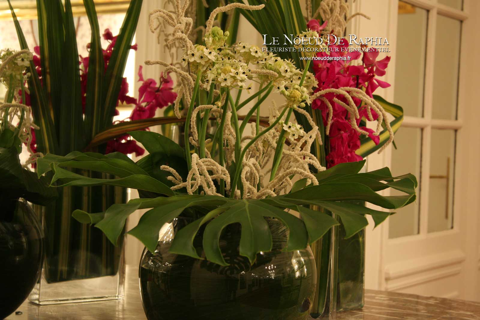 L'abonnement floral
